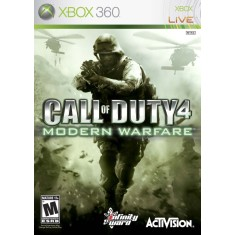 Jogo Call of Duty Modern Warfare 4 Xbox 360 Activision