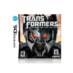 Jogo Transformers Revenge of the Fallen Decepticons Activision Nintendo DS