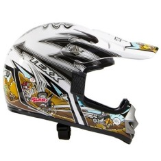 Capacete Texx Kids MX Cross Off-Road