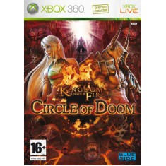 Jogo Kingdom Under Fire Circle of Doom Xbox 360 Microsoft