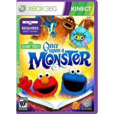 Jogo Once Upon a Monster Vila Sesamo Xbox 360 Warner Bros