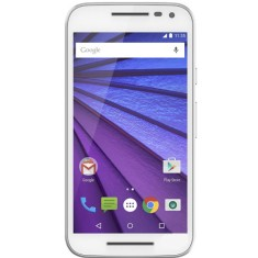 Smartphone Motorola Moto G G 3ª Geração DTV Colors TV Digital 16GB XT1544 13,0 MP 2 Chips Android 5.1 (Lollipop) 3G 4G Wi-Fi