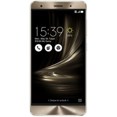 Smartphone Asus ZenFone 3 Deluxe 256GB ZS570KL 23,0 MP 2 Chips Android 6.0 (Marshmallow) 3G 4G Wi-Fi