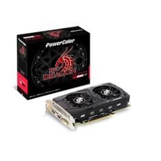 Placa de Video ATI Radeon RX 460 4 GB GDDR5 128 Bits PowerColor AXRX 460 4GBD5-DH/OC