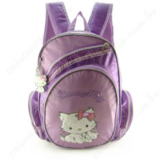 Mochila Escolar Choice Bag Hello Kitty Charmmy Kitty Precious