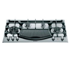 Cooktop Ariston 4 Bocas Acendimento Superautomático PH 941MSTB GH