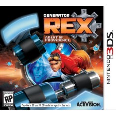Jogo Generator Rex: Agent Of Providence 3DS Activision Nintendo 3DS