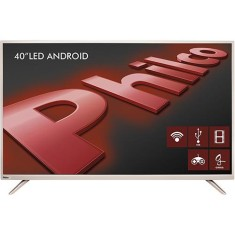 "Smart TV TV LED 40"" Philco Full HD PH40F10DSGWAC 2 HDMI"