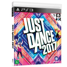 Jogo Just Dance 2017 PlayStation 3 Ubisoft