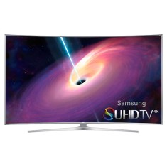 "Smart TV TV LED 3D 78"" Samsung Série 9 4K UN78JS9500 4 HDMI"