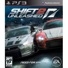 Jogo Need For Speed: Shift 2 Unleashed PlayStation 3 EA