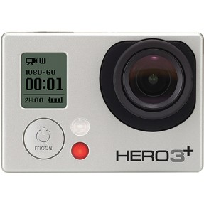 Câmera GoPro Hero 3+ Silver Edition Full HD