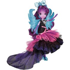 Boneca My Little Pony Equestria Girls Twilight Sparkle Estilosa Hasbro