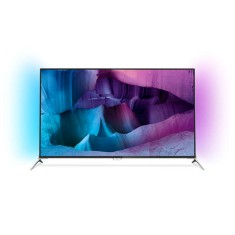 "Smart TV TV LED 3D 49"" Philips Série 7000 4K 49PUG7100 4 HDMI"