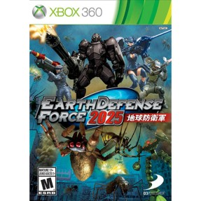 Jogo Earth Defense Force 2025 Xbox 360 D3 Publisher