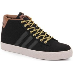 Tênis Adidas Masculino Casual Daily St Mid