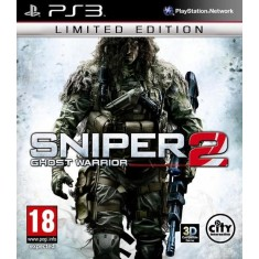 Jogo Sniper Ghost Warrior 2 PlayStation 3 CI Games