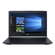 "Notebook Acer Aspire V Nitro Intel Core i7 6700HQ 6ª Geração 16GB de RAM HD 1 TB SSD 256 GB 17,3"" GeForce GTX 960M Windows 10 Home VN7-792G-797V"