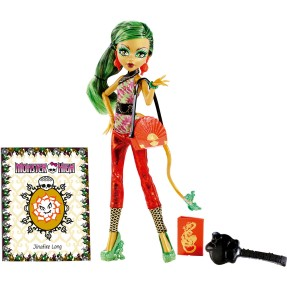 Boneca Monster High Foto de Terror Jinafire Long Mattel