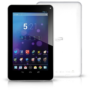"Tablet NewLink 8GB LCD 7"" Android 4.2 (Jelly Bean Plus) TB103"