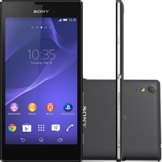 Smartphone Sony Xperia T3 8GB D5103 8,0 MP Android 4.4 (Kit Kat) Wi-Fi 3G 4G