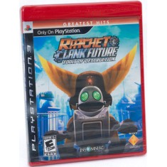 Jogo Ratchet & Clank Future: Tools of Destruction PlayStation 3 Sony