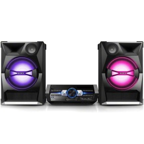 Mini System Sony Shake 33 1.800 Watts NFC USB Bluetooth
