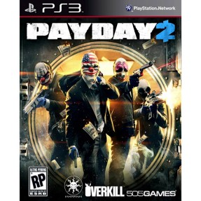 Jogo Payday 2 PlayStation 3 505 Games