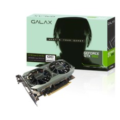 Placa de Video NVIDIA GeForce GTX 960 4 GB GDDR5 128 Bits Galax 96NQH8DHD8Z4