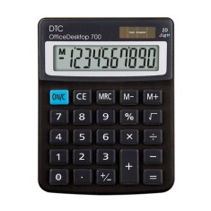 Calculadora De Bolso DTC Office Desktop 700