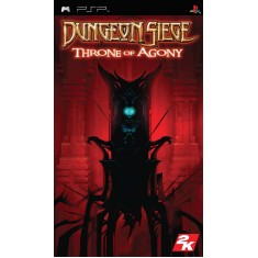 Jogo Dungeon Siege: Throne of Agony 2K PlayStation Portátil