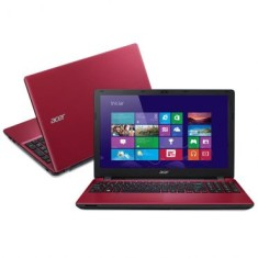"Notebook Acer Aspire E Intel Core i5 5200U 5ª Geração 4GB de RAM HD 1 TB 15,6"" Windows 8.1 E5-571-51AF"