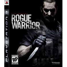 Jogo Rogue Warrior PlayStation 3 Bethesda