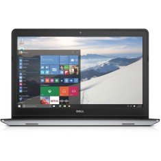 "Notebook Dell Inspiron 5000 Intel Core i5 5200U 5ª Geração 4GB de RAM HD 1 TB 15,6"" Windows 10 i15-5558-B30"