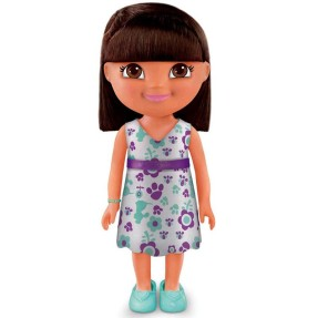Boneca Dora a Aventureira Love Pets Fisher Price