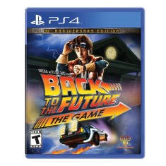 Jogo Back to the Future The Game PS4 Telltale