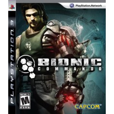 Jogo Bionic Commando PlayStation 3 Capcom