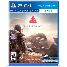 Jogo Farpoint PS4 Impulse Gear