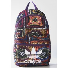Mochila Adidas com Compartimento para Notebook Farm Crochita Classic