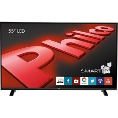 "Smart TV TV LED 55"" Philco Full HD PH55E30DSGW 3 HDMI"