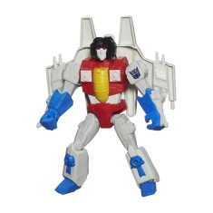 Boneco Starscream Transformers Hero Mashers A8404 - Hasbro