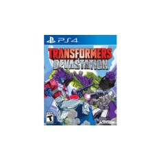 Jogo Transformers Devastation PS4 Activision