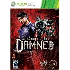 Jogo Shadows of The Damned Xbox 360 Warner Bros