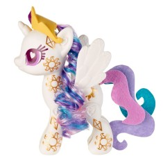 Boneca My Little Pony Princess Celestia Kit Desenhe o Ponei Pop Hasbro