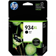 Cartucho Preto HP 934XL C2P23AL