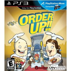 Jogo Order Up!! PlayStation 3 Ignition Entertainment