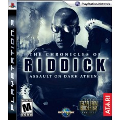 Jogo Chronicles of Riddick: Assault on Dark Athena PlayStation 3 Atari
