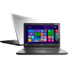 "Notebook Lenovo G Intel Core i5 5200U 5ª Geração 4GB de RAM HD 1 TB 14"" Radeon R5 M230 Windows 8.1 G40"