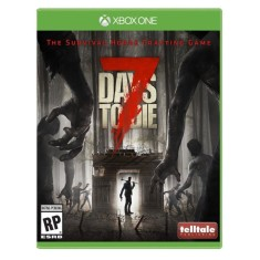Jogo 7 Days to Die Xbox One Telltale