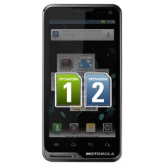 Smartphone Motorola Atrix TV XT687 8,0 MP 2 Chips 1GB Android 4.0 (Ice Cream Sandwich) Wi-Fi 3G